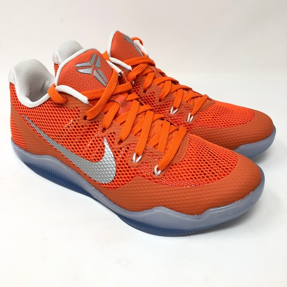 online store 4e271 12fc3 ... Nike Kobe XI 11 TB Promo Orange Blaze Silver White ...